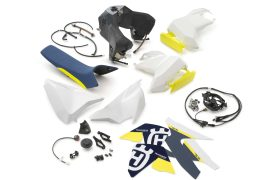 Husqvarna 701 Enduro LR long range fuel kit