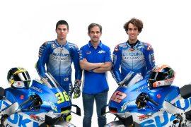 Davide Brivio ECSTAR Suzuki MotoGP 2020