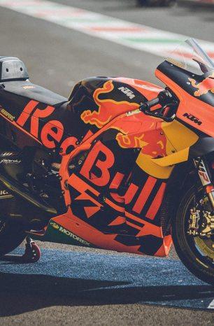 KTM Is Selling Two RC16 MotoGP Race Bikes: $339,000 Each