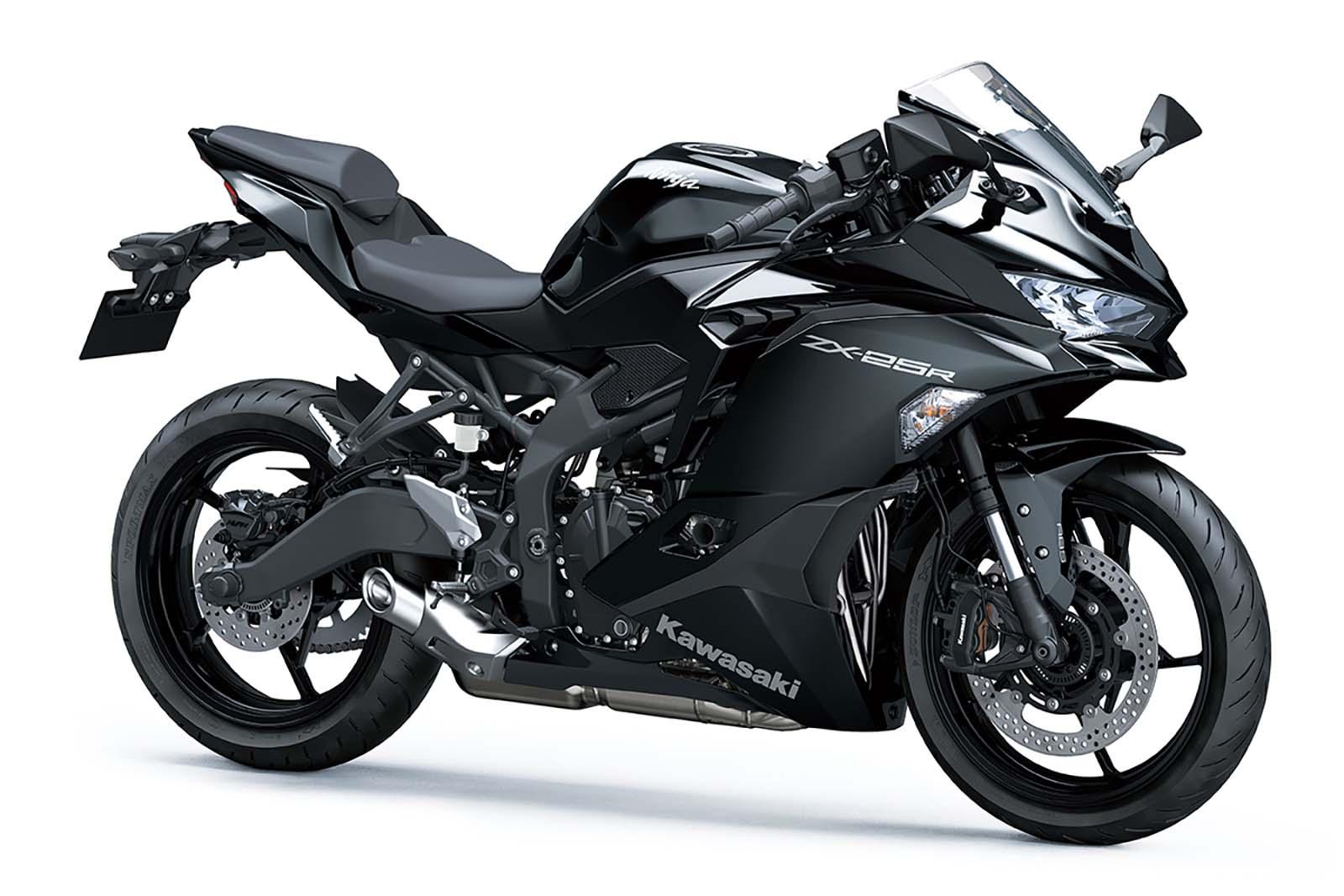 Kawasaki Ninja Zx 25r Debuts 50hp Cheaper Than We Thought Asphalt Rubber