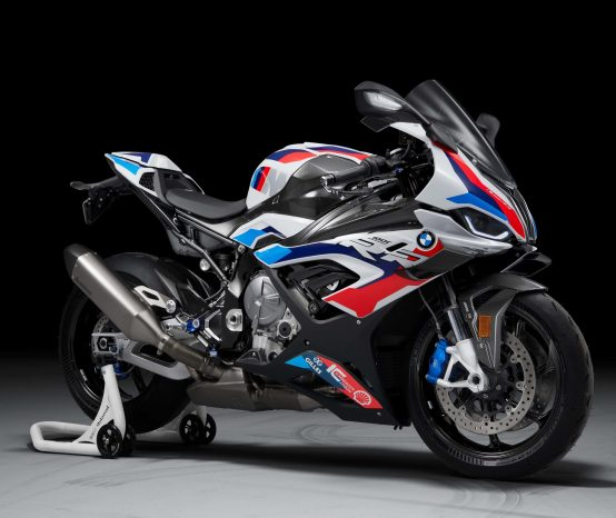 Here is the Tasty & New BMW M1000RR Superbike