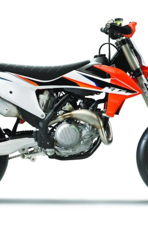 The KTM 450 SMR is Coming Back to America