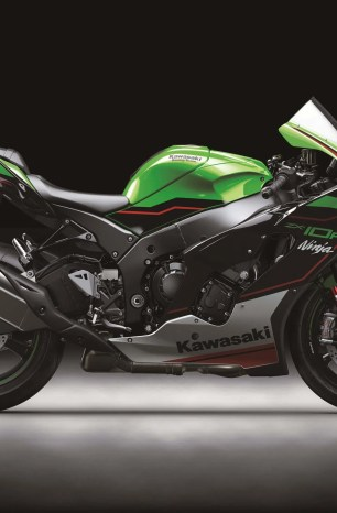 Another Refresh Comes with the 2021 Kawasaki Ninja ZX-10R