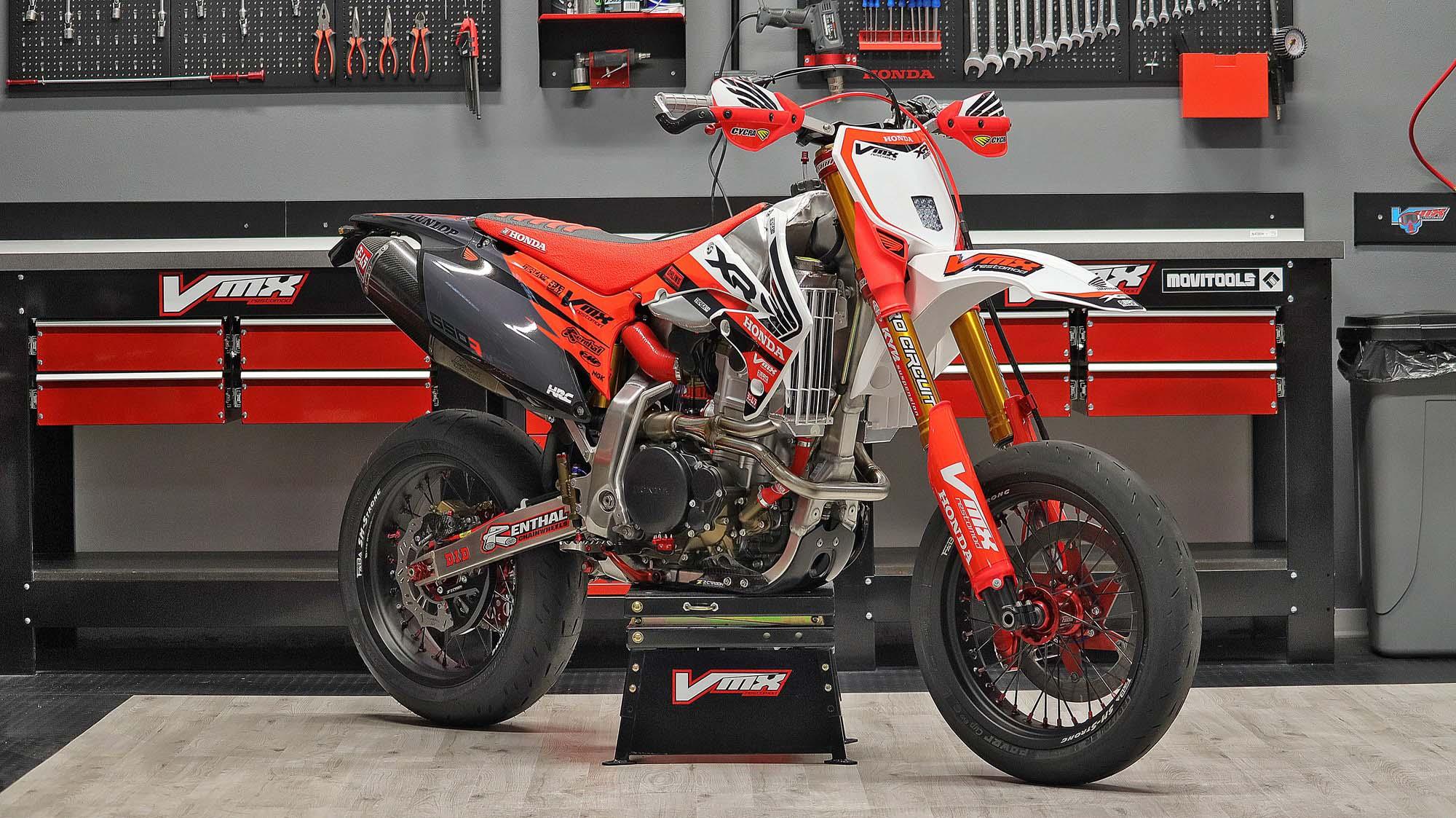 Honda Xr650r Top Speed
