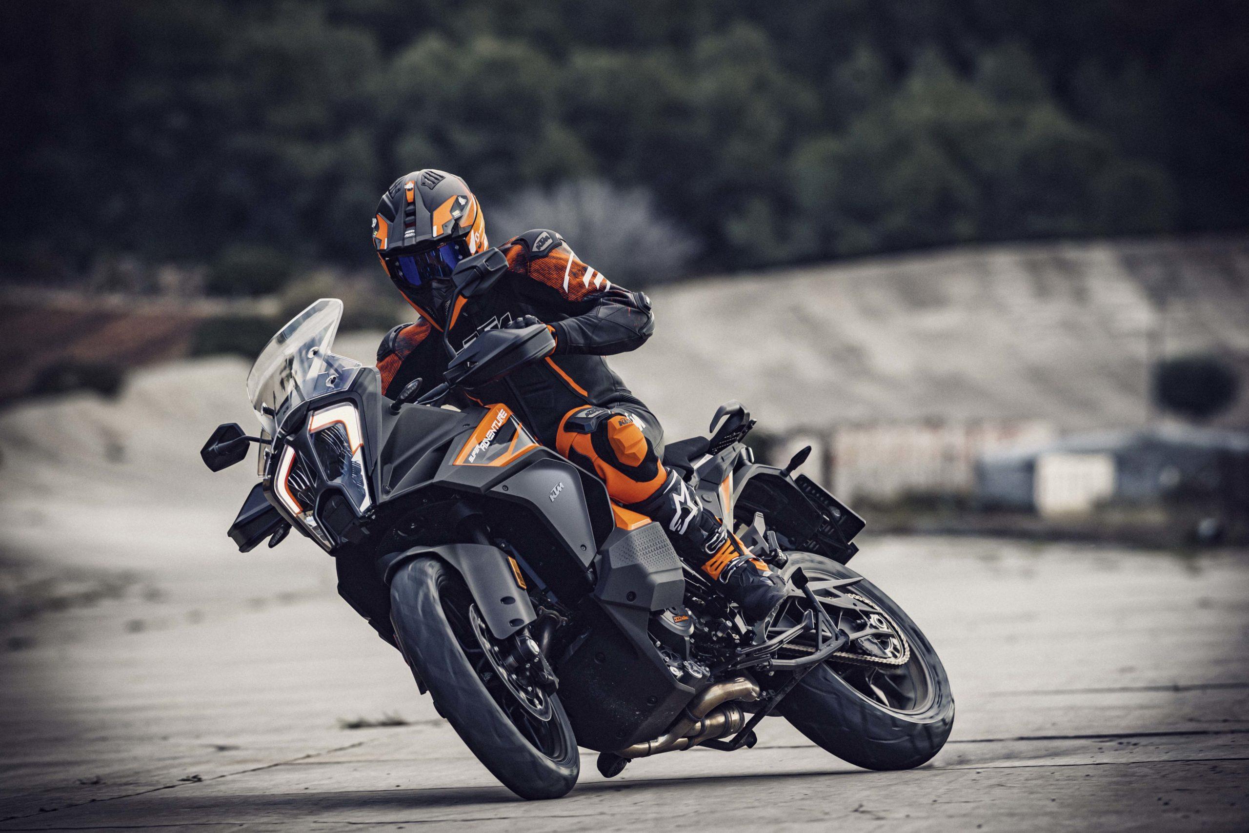 Мега галерея: KTM 1290 Super Adventure S