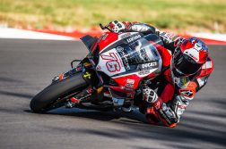 The Ducati Panigale V4 R is pretty fast, especially with Loris Baz at the helm.