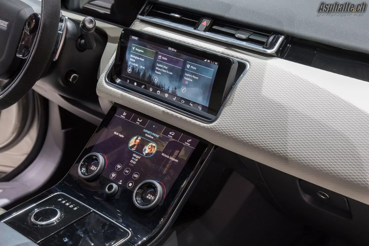 Genve 2017 Range Rover Velar Asphaltech