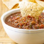 The Best Homemade Salsa Recipe Video A Spicy Perspective