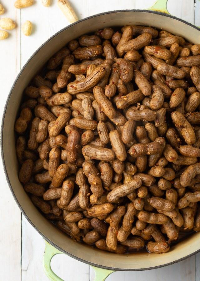 Cajun Boiled Peanuts Recipe (25 Ways!)