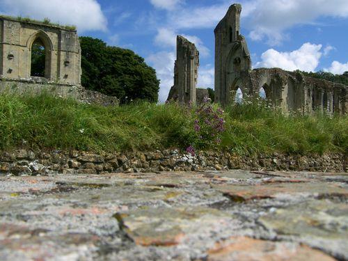 Beautiful old ruins