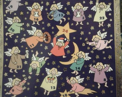 German advent calendar