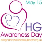 International Hyperemesis Gravidarum Awareness Day 15th May