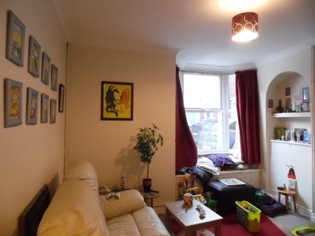 Living Room Personalised Art