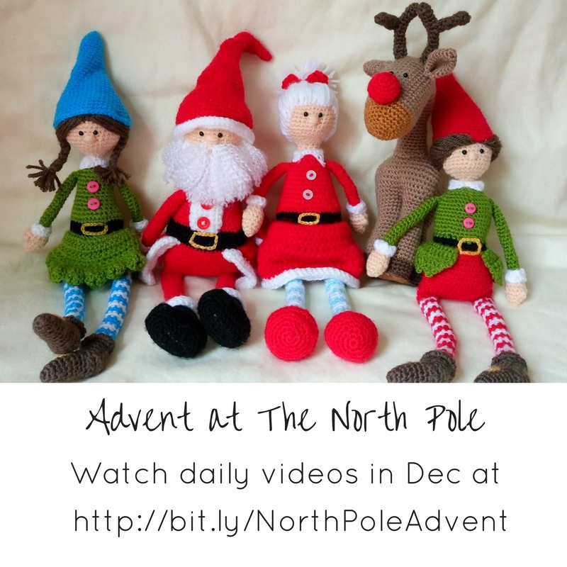 Advent at The North Pole Daily Poem Video The Family Patch