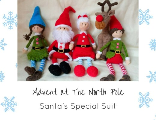 Advent at The North Pole Thumbnails Dec 20th - Santa's Special Suit