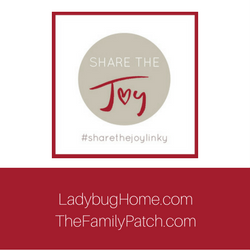 Share The Joy Linky @ The Family Patch