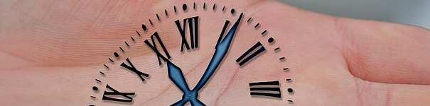 Scrittura e gestione del tempo