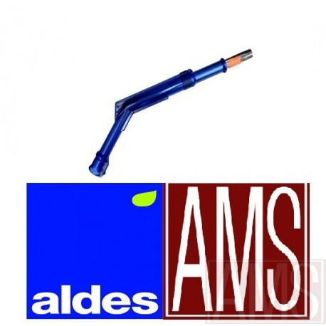Poignée de commande Aldes pneumatique