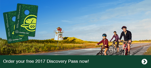 Canada 150 Celebrations – Free Park Admissions