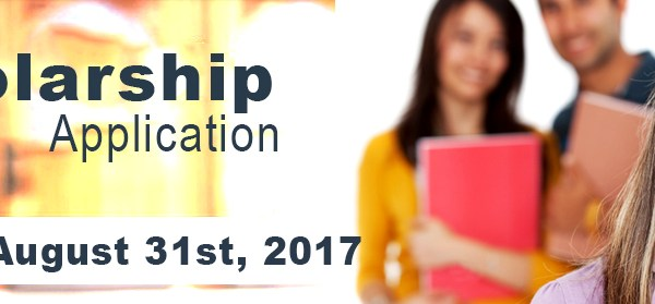 The Aspire-Canada Scholarship Deadline is August 31, 2017