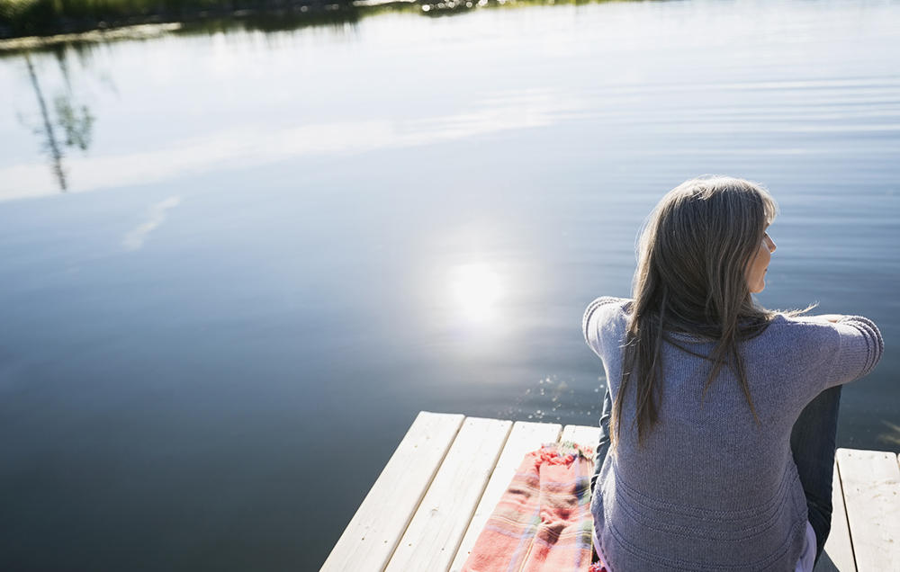 What to Tell Yourself When You Feel You've Fallen Behind in Life