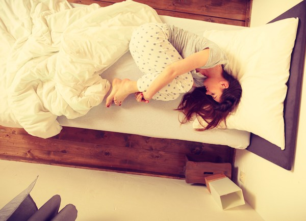 Sleep Better: 4 Sleeping Positions That Aren't Good for You