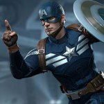 Avengers Endgame Soldier Captain America Leather Jacket