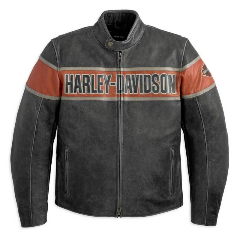 Harley-Davidson® Men's Victory Lane Leather Jacket