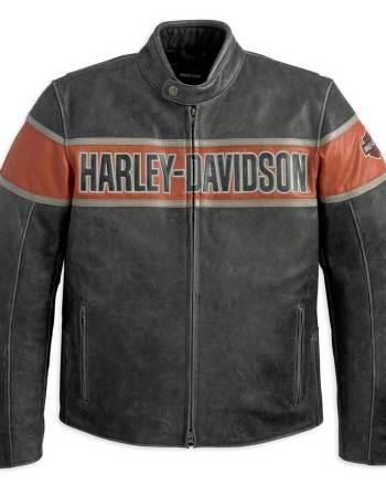 Harley-Davidson® Men's Victory Lane Leather Jacket