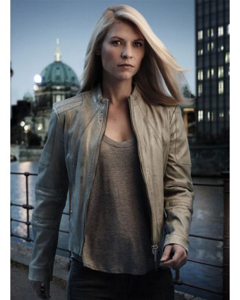 Homeland Carrie Mathison Jacket
