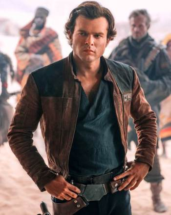 Solo A Star Wars Story Leather Jacket