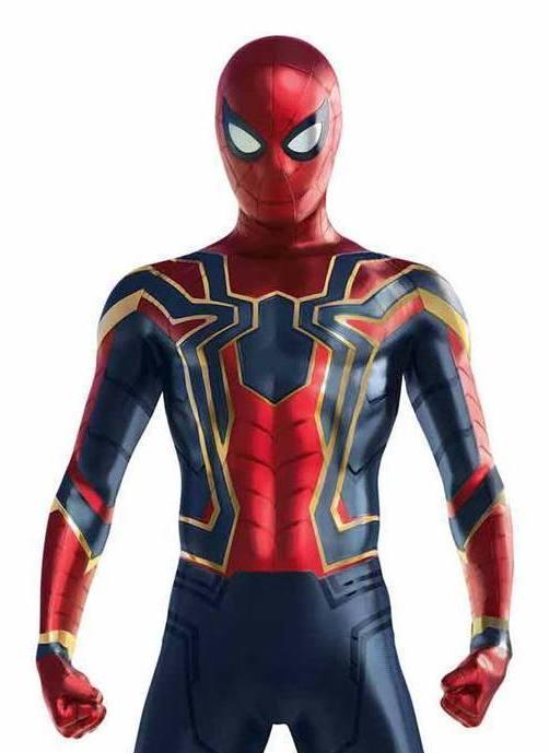 Spider man Armor Avengers Infinity War Jacket