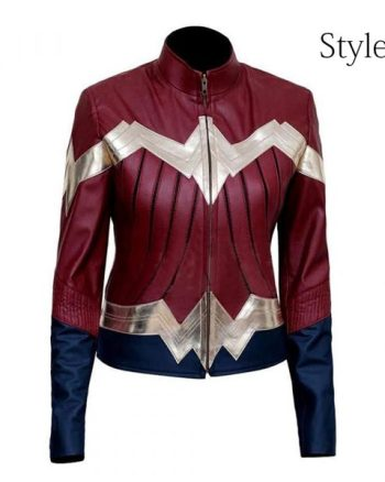 Wonder Leather Jacket for Woman