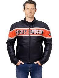 Harley Davidson Victory Lane Motorcycle Biker Jacket
