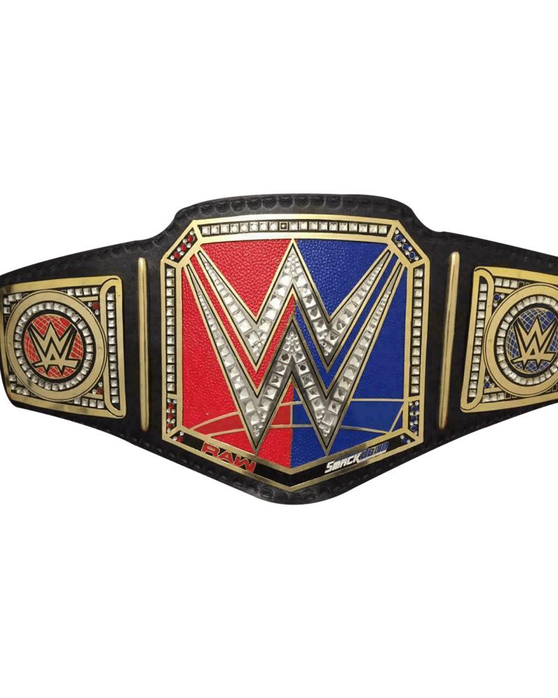 Raw vs Smack down Wrestling Championship Belt