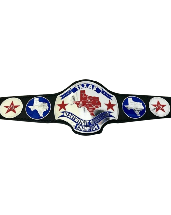 NWA TEXAS Heavyweight Championship Wrestling Belt