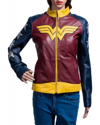 GAL GADOT WONDER JACKET FOR WOMAN