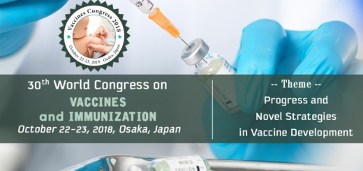 Animal Vaccines, Bioterrorism, Cancer Vaccines, Conference Series Ltd, Geriatric Immunization, Human Vaccines, Immunology Congress 2018, Immunotherapy, Osaka Japan, Vaccines And Immunization, Vaccines Congress 2018