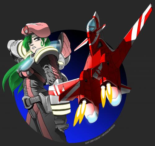 Milia and VF-9 (2017)
