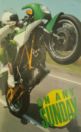 "Through its incredible engineering prowess our ""opposition"" turned ""fraternity"" created the Alchemy, an Italian-Australian superbike, which went as far as 4th place in one of the world's most important twin cylinder races at Daytona in the USA!"