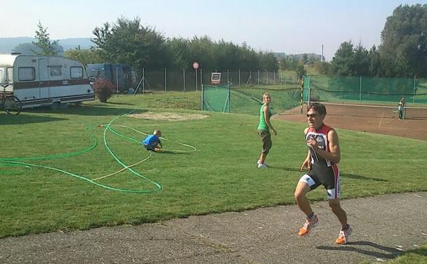 Tomáš běh