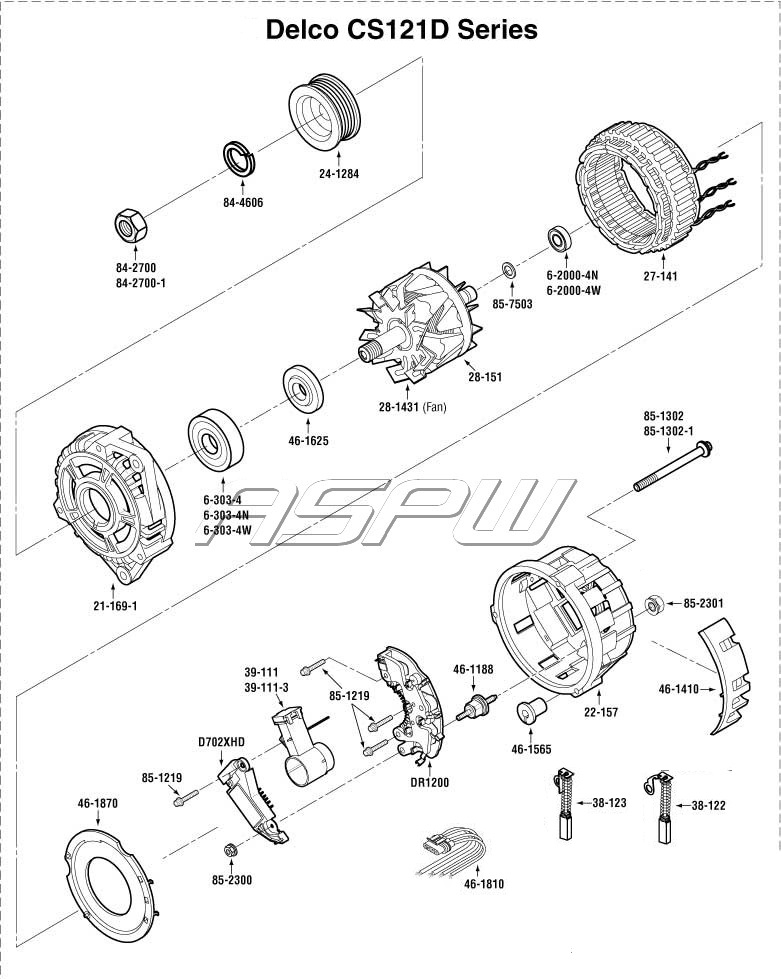 1 wire alternator marine further delco remy starter wiring diagram as well delco remy 12si wiring