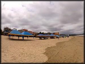 atacames beach photo