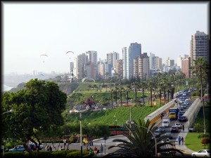 miraflores city