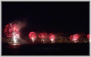 vina del mar fireworks