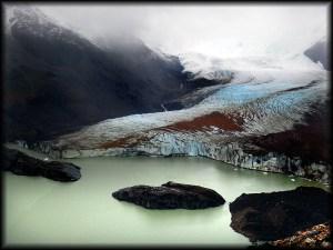 los torres glaciers