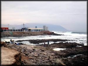 Iquique ocean photo