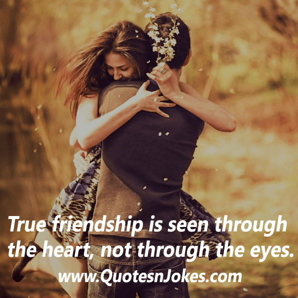 Quotes on Friendship Day