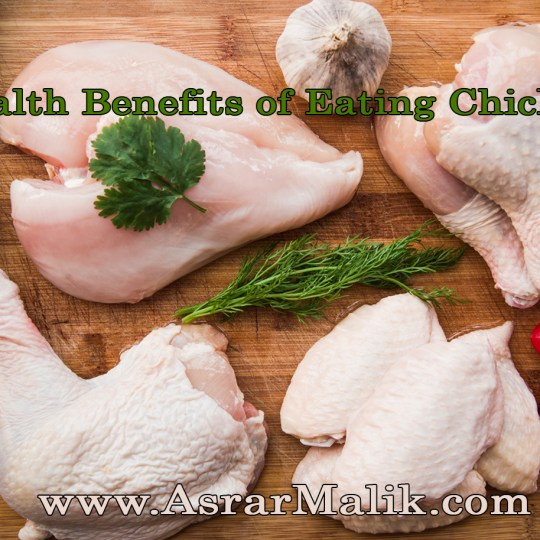 Health Benefits of Eating Chicken. How Chicken Help You to Get Fit