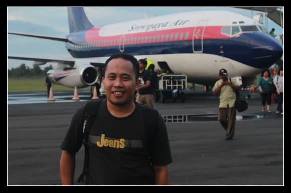 Asri Tadda di Tanjung Karang Lampung